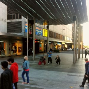 Rundle Mall Gawler Place Canopy